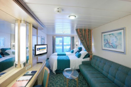 Ocean View with Balcony Stateroom