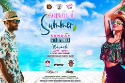 Farewell To Summer Sunday, September 12 2021